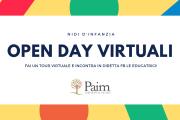 Open Day virtuali dei nidi d'infanzia 2020