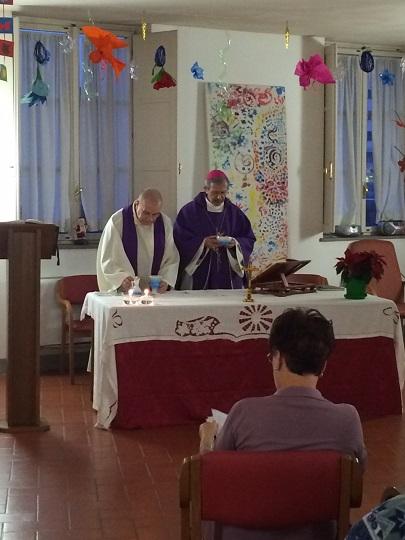 vescovo a vila isabella