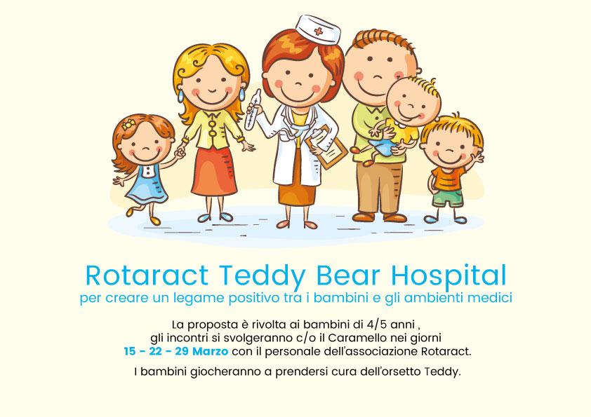 Teddy Bear sito di incontri